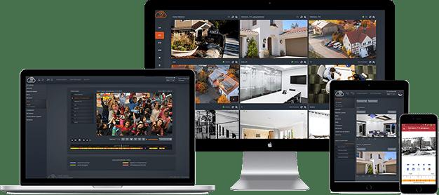 Облачные решения для дома и бизнеса, видеонаблюдение через интернет